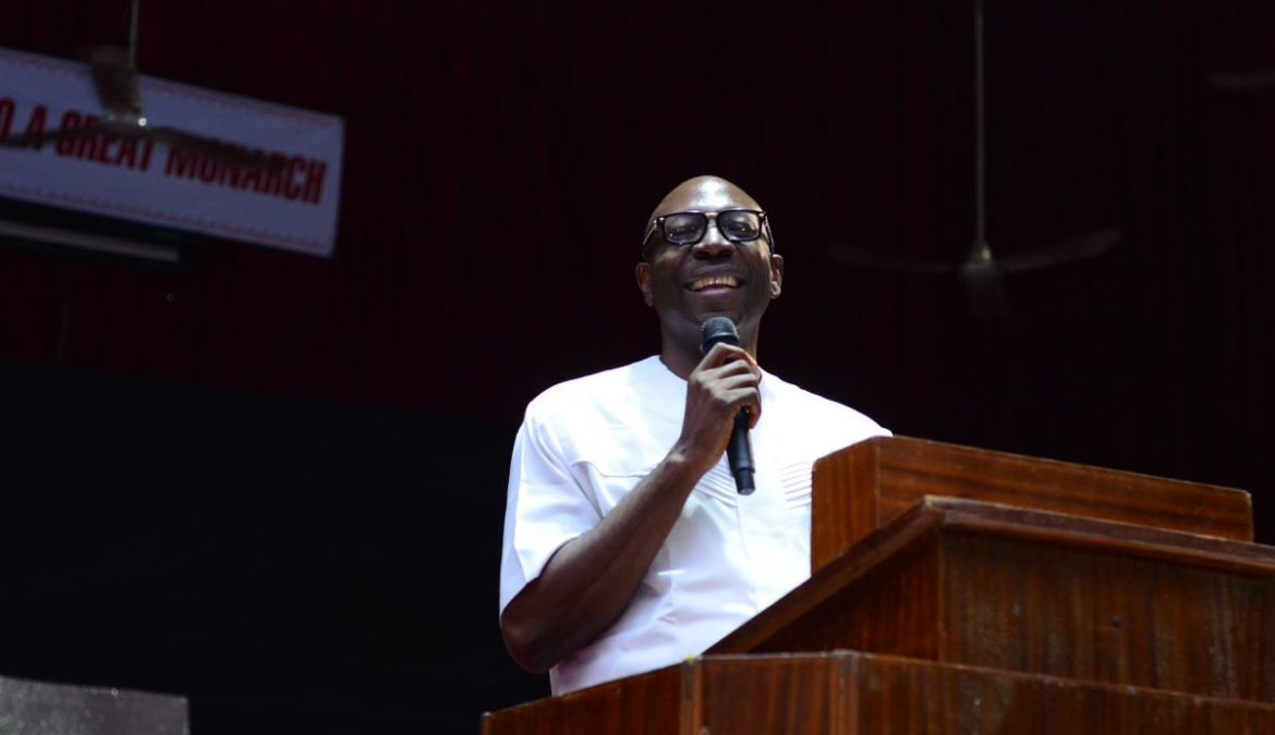 "UNIBEN Pubic Lecture: ""State of Education in Edo: The Way Forward"""