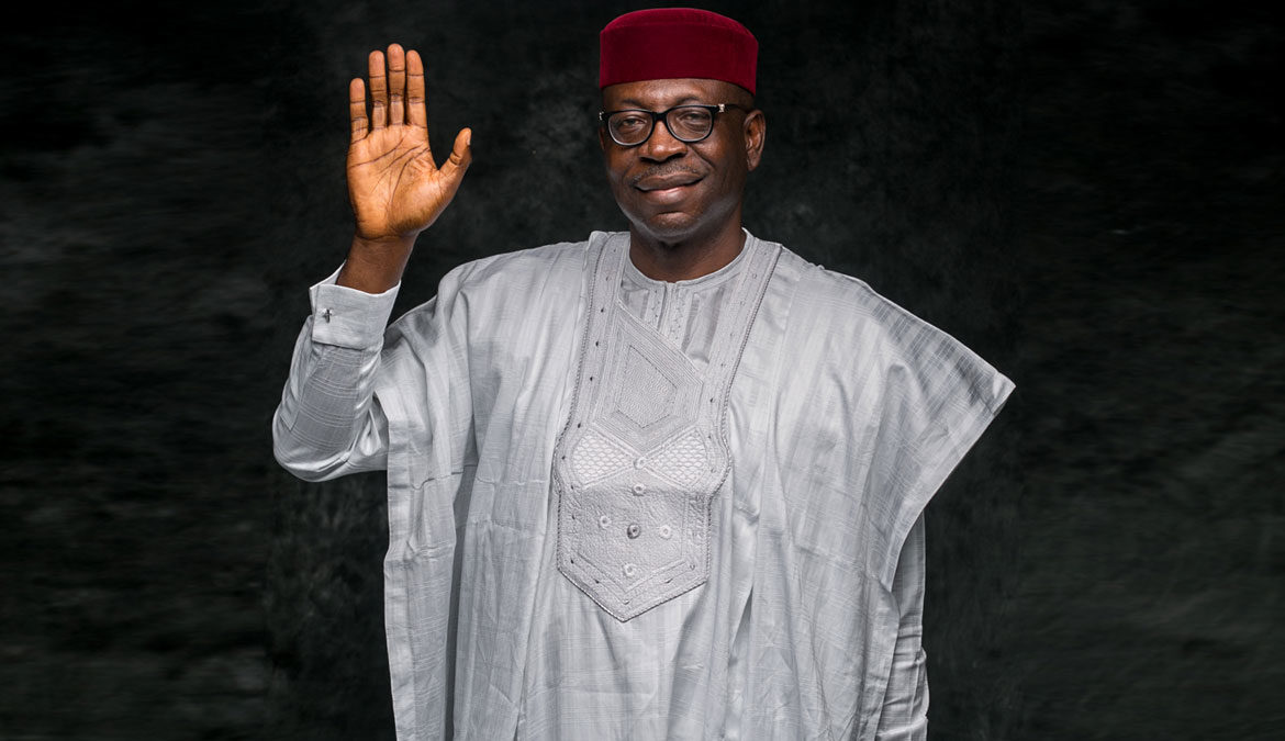 Edo 2020: Uromi declares support for Pastor Ize-Iyamu, says his campaign manifesto will move Edo forward