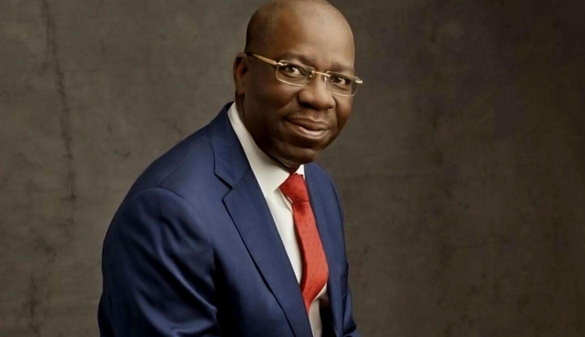 Happy 63rd Birthday Your Excellency, My brother Godwin Obaseki