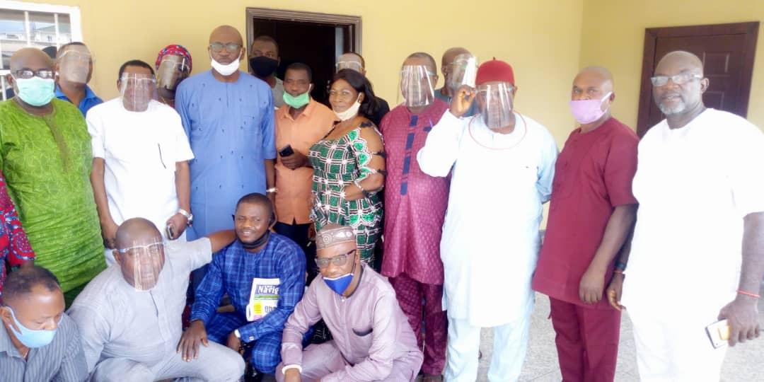 Edo 2020: Ogeimwonyi collapses structure, declares support for Ize-Iyamu …donates Campaign Secretariat