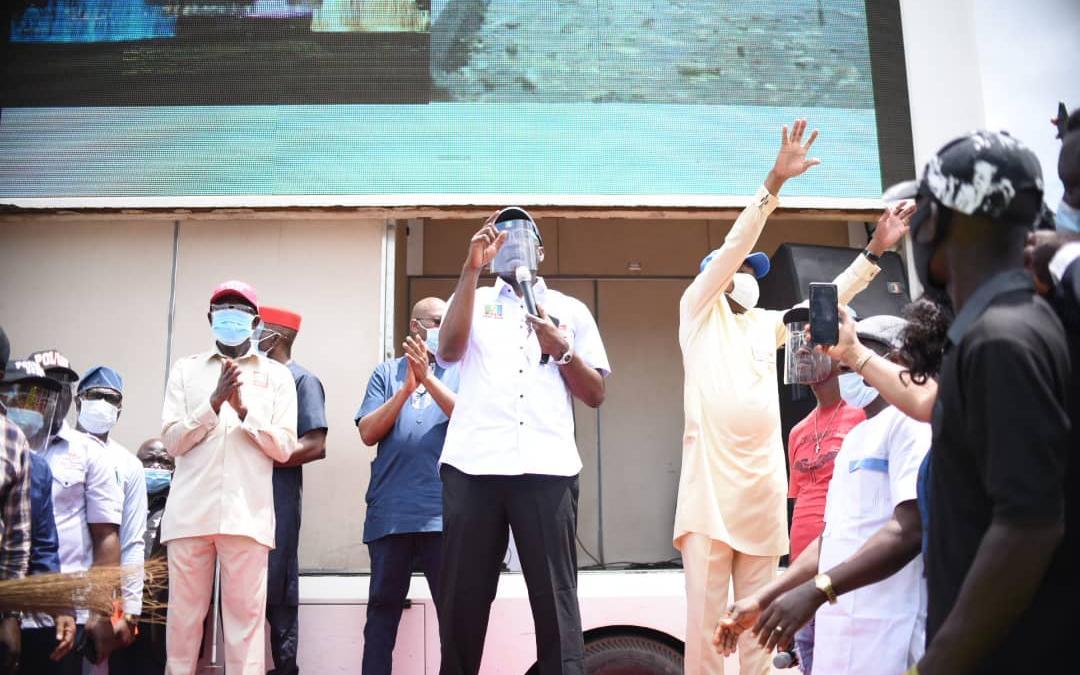Edo youths back Ize-Iyamu, express confidence he will create jobs