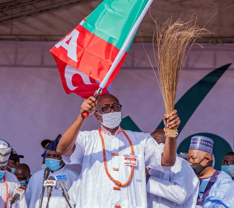 Edo 2020: Campaign flag-off shows party united behind Ize-Iyamu – APC