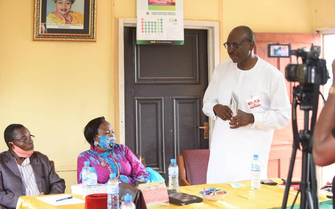 Benin Chamber of Commerce, Industry, Mines/Agriculture endorses Ize-Iyamu, extols his plans to industrialize Edo