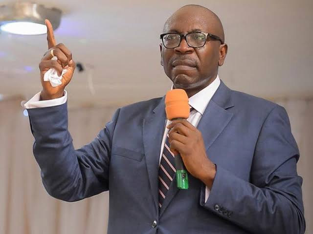 "We need more righteous men in politics to drive positive change"" – Ize-Iyamu"