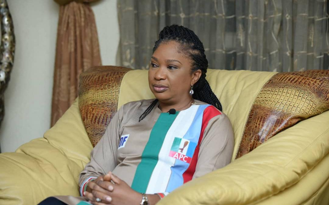 """Ize-Iyamu to tackle sexual assault, care for survivors with special victims unit"" – Prof. Idia Ize-Iyamu"